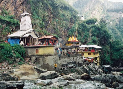 yamunotri-package