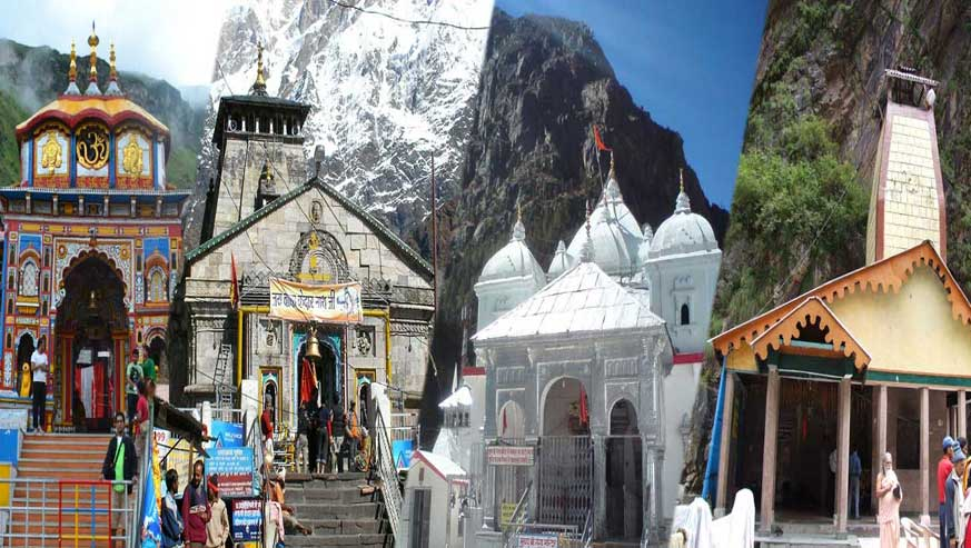 Chardham Yatra Tour Package 2021 - Chardham Package