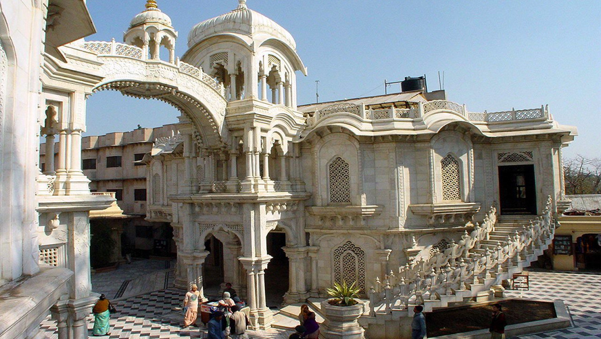 Chardham tour with mathura package