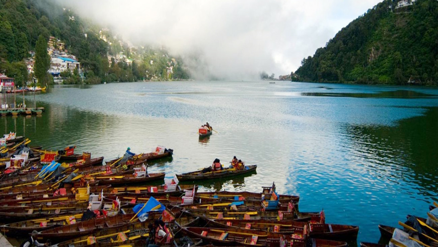 chardham Package with nainital tour