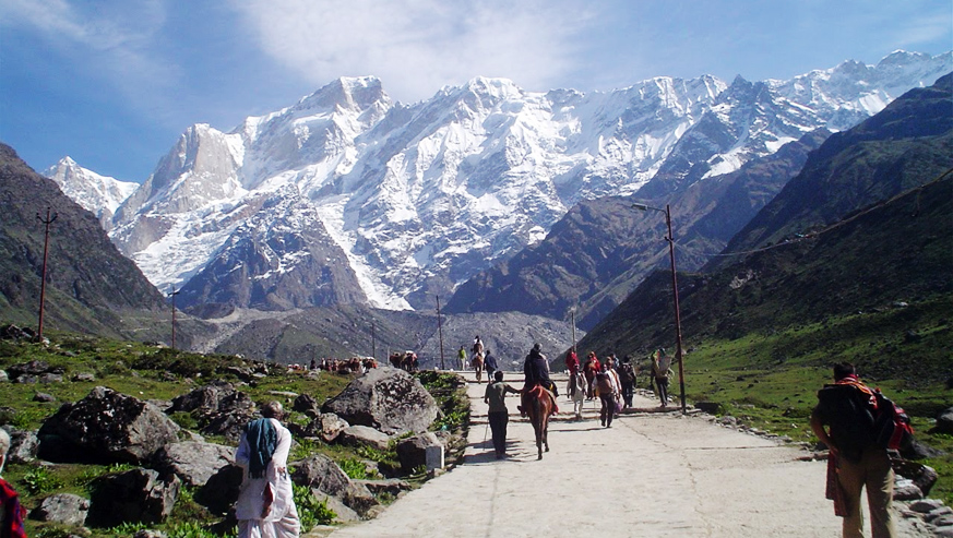 badrinath kedarnath tour Packages