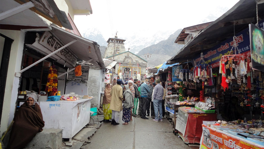 Yamunotri Gangotri tour package