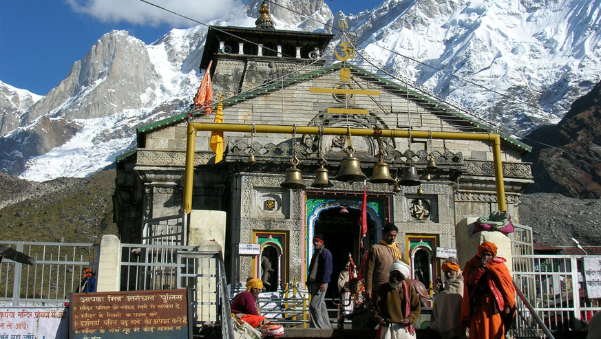 kedarnath badrinath with kedarnath Stay