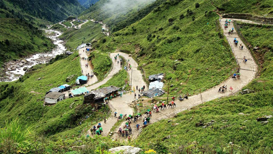 Badrinath yatra package with valley of flowers ex delhi 2018 badrinath yatra tour package with valley of flowers ex delhi sciox Gallery